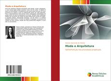 Bookcover of Moda e Arquitetura