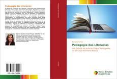 Couverture de Pedagogia das Literacias