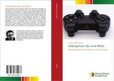 Capa do livro de Videogames são uma Mídia