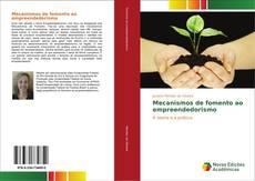 Bookcover of Mecanismos de fomento ao empreendedorismo