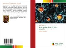 Portada del libro de Sincronização em redes neurais