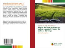 Portada del libro de Efeito de piraclostrobina sobre a produtividade da cultura do trigo