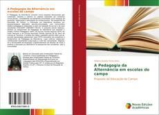 Couverture de A Pedagogia da Alternância em escolas do campo