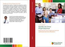 Capa do livro de Gestão do Clima Organizacional