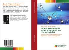 Estudo da deposição química de Níquel em Microeletrônica kitap kapağı