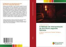 Bookcover of O Método de Interpretação da Escritura segundo Spinoza