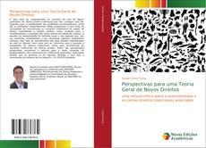 Bookcover of Perspectivas para uma Teoria Geral de Novos Direitos