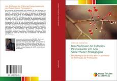Bookcover of Um Professor de Ciências Pesquisador em seu Saber/Fazer Pedagógico