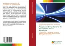 Capa do livro de Modelagem Computacional de Escoamento em Alta Velocidade