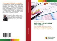 Capa do livro de Ensino da Contabilidade Introdutória