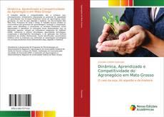 Bookcover of Dinâmica, Aprendizado e Competitividade do Agronegócio em Mato Grosso