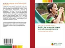 Buchcover von Perfis de resposta imune em crianças com asma
