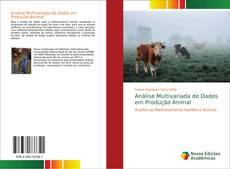 Buchcover von Análise Multivariada de Dados em Produção Animal
