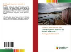 Distribuição da pobreza no estado do Ceará:的封面
