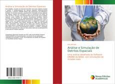 Capa do livro de Análise e Simulação de Detritos Espaciais