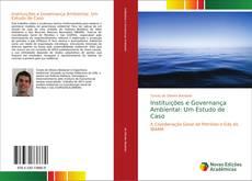 Portada del libro de Instituições e Governança Ambiental: Um Estudo de Caso