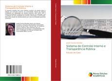Capa do livro de Sistema de Controle Interno e Transparência Pública