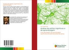 Bookcover of Análise de estilos cognitivos e de aprendizagem