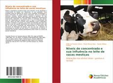 Buchcover von Níveis de concentrado e sua influência no leite de vacas mestiças