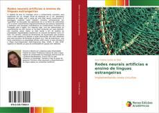 Bookcover of Redes neurais artificias e ensino de línguas estrangeiras