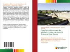 Buchcover von Diagóstico Efluentes do Abatedouro de Pombal-PB, Tratamento e Reuso