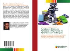Обложка Funções de Distância Aplicadas a Algoritmos de Aprendizagem de Máquina