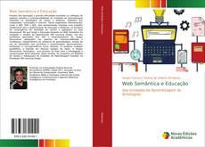 Capa do livro de Web Semântica e Educação
