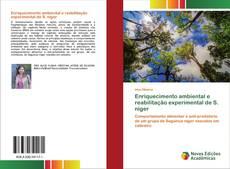 Portada del libro de Enriquecimento ambiental e reabilitação experimental de S. niger