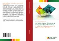 Bookcover of Do Método e da Filodoxia na Compreensão da Realidade