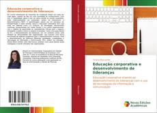 Capa do livro de Educação corporativa e desenvolvimento de lideranças