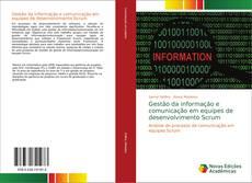 Capa do livro de Gestão da informação e comunicação em equipes de desenvolvimento Scrum