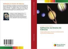 Capa do livro de Softwares no Ensino de Ciências