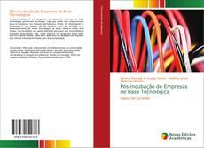 Portada del libro de Pós-incubação de Empresas de Base Tecnológica