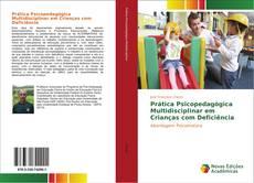 Обложка Prática Psicopedagógica Multidisciplinar em Crianças com Deficiência