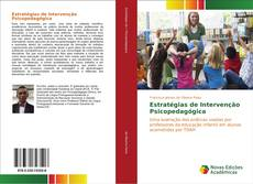 Copertina di Estratégias de Intervenção Psicopedagógica