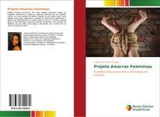 Capa do livro de Projeto Amarras Femininas