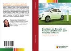 Portada del libro de Qualidade de Energia em Redes de Distribuição com Veículos Elétricos