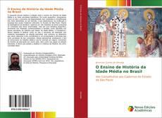 Capa do livro de O Ensino de História da Idade Média no Brasil
