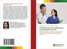 Bookcover of Conflitos éticos de enfermeiros que trabalham em UTI