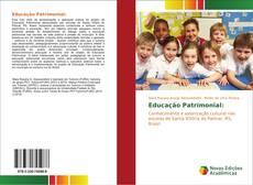 Capa do livro de Educação Patrimonial: