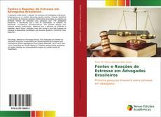Buchcover von Fontes e Reações de Estresse em Advogados Brasileiros