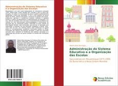 Portada del libro de Administração do Sistema Educativo e a Organização das Escolas