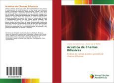 Bookcover of Acústica de Chamas Difusivas