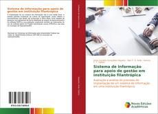 Copertina di Sistema de Informação para apoio de gestão em instituição filantrópica