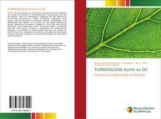 Bookcover of TURNERACEAE Kunth ex DC