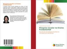 Bookcover of Pesquisa escolar no Ensino Fundamental