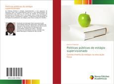 Bookcover of Politicas públicas do estágio supervisionado
