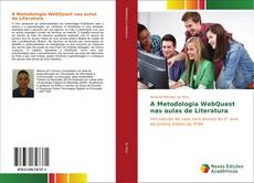 Buchcover von A Metodologia WebQuest nas aulas de Literatura