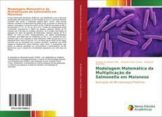 Обложка Modelagem Matemática da Multiplicação de Salmonella em Maionese
