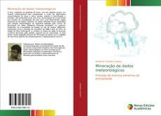 Capa do livro de Mineração de dados meteorológicos